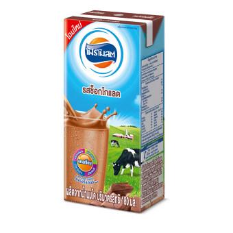 ขายยกลัง! โฟร์โมสต์ นม UHT 180 มล. รสช็อคโกแลต (48 กล่อง/ลัง)