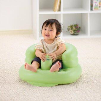 เก้าอี้หัดนั่งปั๊มลม Airy Baby Chair (Richell)