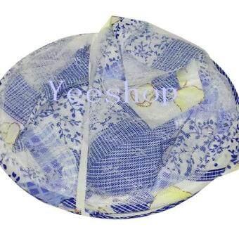 Yeeshop ที่นอนเด็กแบบพกพาพร้อมมุ้งครอบ (สีฟ้า) (image 1)