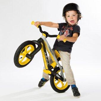 จักรยานทรงตัว Chillafish รุ่น BMXie สีเหลือง (เหมะสำหรับเด็ก 2 - 5 ปี)
