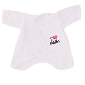 Harga HengSong Baby Jumpers Cotton Rompers White Mama
