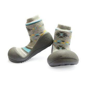 Attipas รองเท้าหัดเดิน รุ่น -AND02-GREY