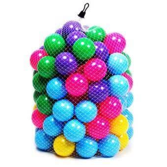 DDshopping ลูกบอลหลากสี 100 ลูก
