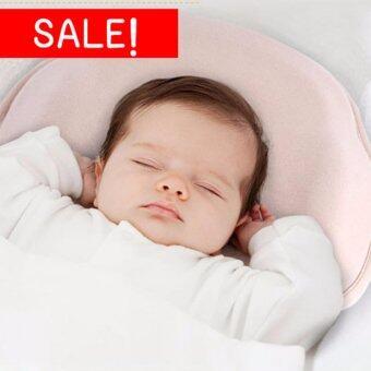 สินค้ายอดนิยม Koola Pillow หมอนหลุม หมอนหัวทุยสำหรับเด็ก รุ่น Comfort3D สีชมพู มาใหม่
