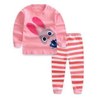 ชุดเสื้อ+กางเกงเข้าเซท ลายจูดี้ ฮอปส์