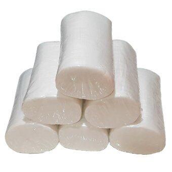 BABYKIDS95 กระดาษเยื่อไผ่ ออร์แกนิกส์ สำหรับรองกางเกงผ้าอ้อม (6 ม้วน)