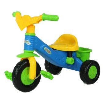 Thaiken รถจักรยานเด็ก 3ล้อ Funny (สีน้ำเงิน)