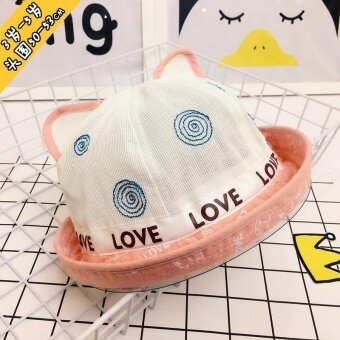 Harga Bear Fashion Baby Lovely Love Girls Boys Hats Caps - intl