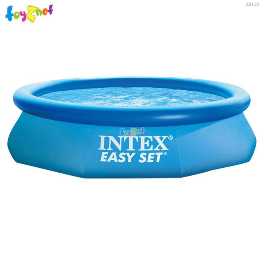 Intex สระอีซี่เซ็ต 10 ฟุต (305 ซม.) สีฟ้า รุ่น 28120