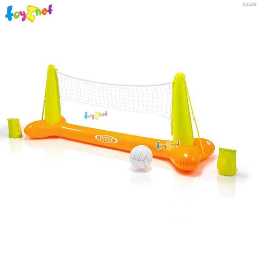 Intex เกมส์วอลเล่ย์บอลน้ำ สีส้ม รุ่น 56508