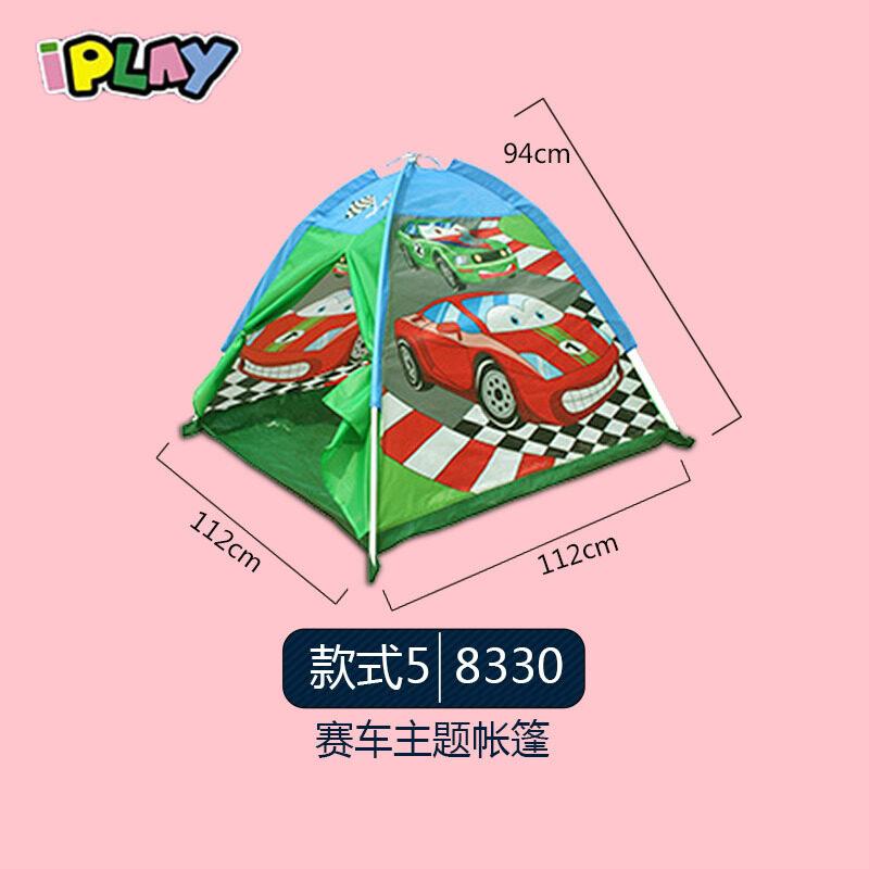 IPlay กลางแจ้งตาราง yurt เต็นท์เด็ก image