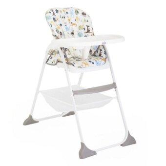 เก้าอี้ Joie high chair รุ่น Mimzy Snacker Alphabet