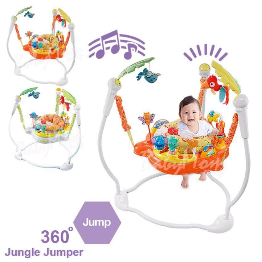 f7f7001d98dc โปรโมชั่น - Jumper Jungle Jumbo จัมเปอร์ รุ่น Jungle เก้าอี้กระโดด ...