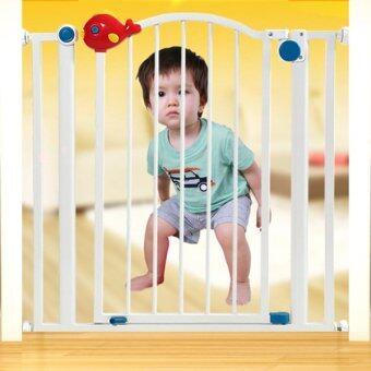 jumper kids 75 84 1475808823 9324528 3184ff53b2446096ac9402e83f9dc668 product ซื้อสินค้าใหม่ Jumper Kids รั้วกั้นเด็ก กั้นประตูและบันได รูปปลาทอง กว้าง 75   84เซนติเมตร  ปลาสีแดง