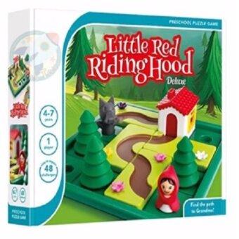 Kidzashop เกมส์ปริศหนาหนูน้อยหมวกแดง พร้อมหนังสือ 48 level
