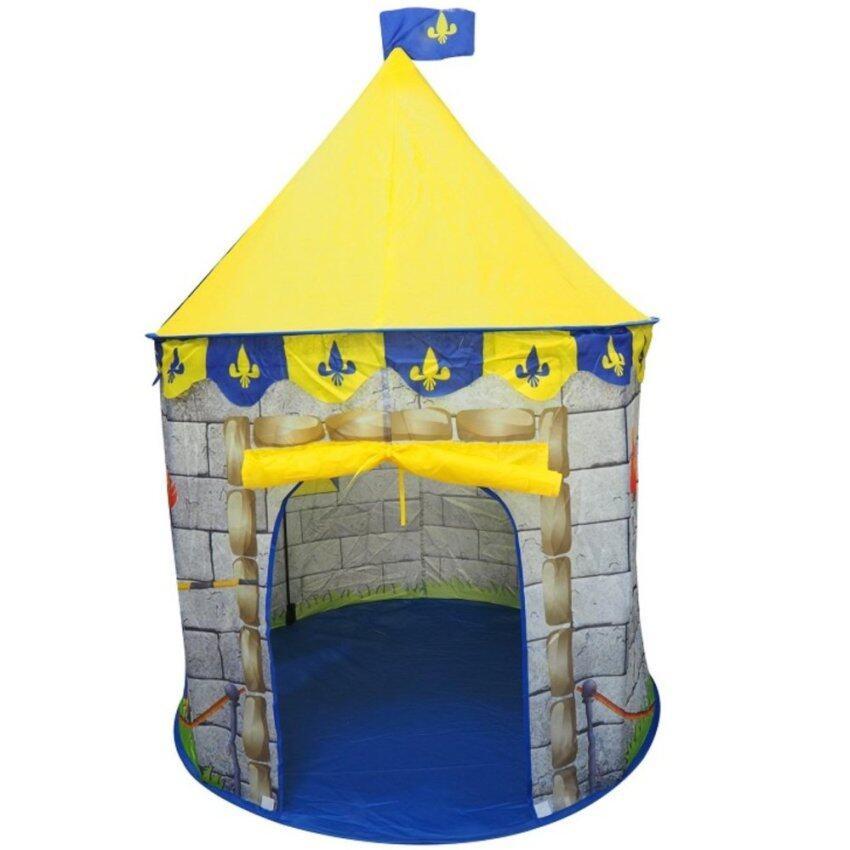 KING เต็นท์เด็ก เต็นท์ของเล่น บ้านเด็ก เต็นท์บ้าน บ้านจำลอง บ้านของเล่น [High Prince]