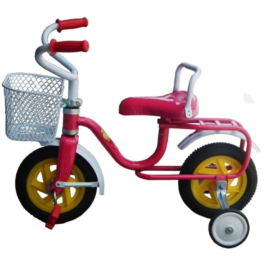 KK BIKE จักรยานเด็กเล็ก8นิ้ว ชมพู
