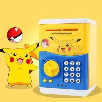 กระปุกออมสิน ATM Mini Pokemon โปเกมอน