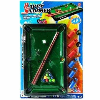 ของเล่น สนุกเกอร์ เกมสนุกเกอร์แบบมินิ 6002B-1