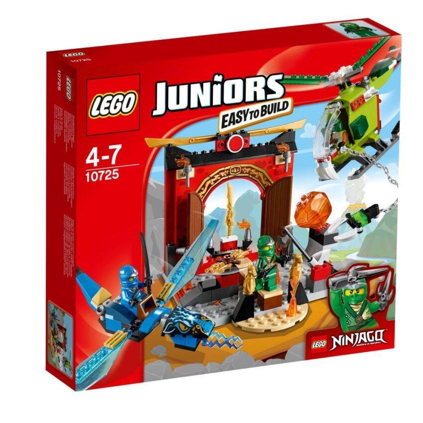 LEGO ตัวต่อเสริมทักษะ เลโก้ จูเนียร์ลอสทฺ เทมเพิล - 10725