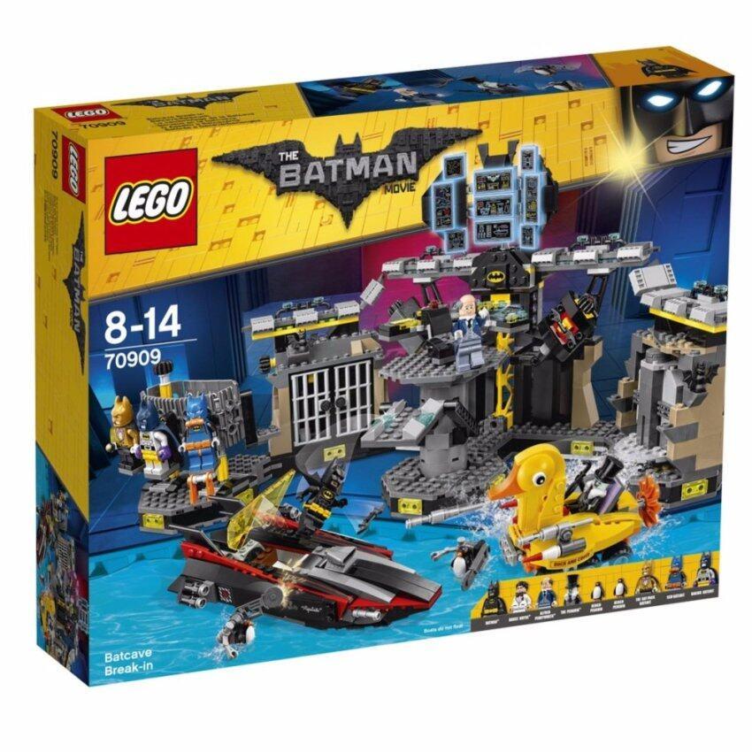 LEGO ตัวต่อเสริมทักษะ เลโก้แบทแมน มูฟวี่ CONF_LBM_Hero_Place - 70909