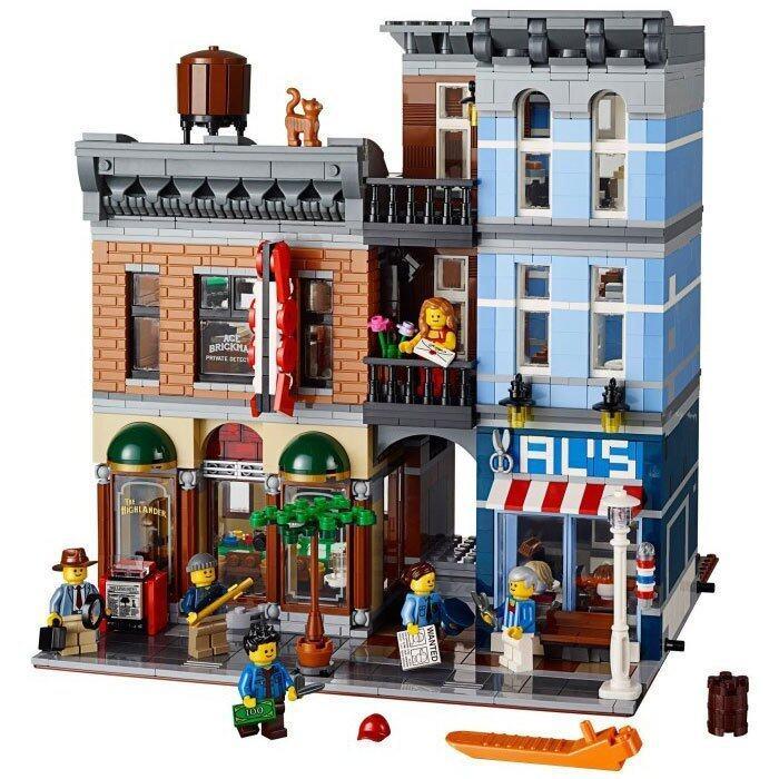 LEGO Creator 10246 Expert Detective's Office