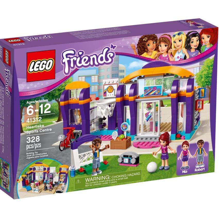 LEGO Friends 41312 Heartlake Sports Centre image