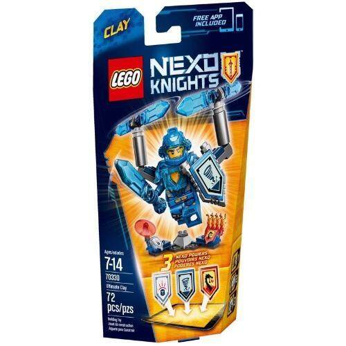 LEGO Nexo Knights 70330 Ultimate Clay image