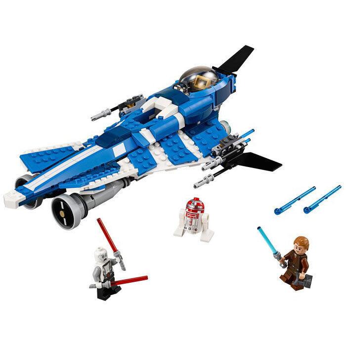 LEGO Star Wars 75087 Anakin's Custom Jedi Starfighter
