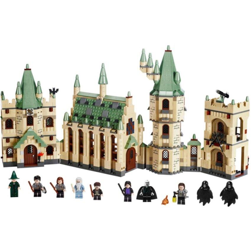 LEPIN ตัวต่อแฮรี่พอตเตอร์ โรงเรียนฮอกวอตส์ชุด2 Harry Potter Hogwarts Castle V2