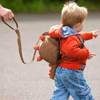 LittleLife เป้จูง สำหรับเด็กเล็ก 1-3 ปี ลายไดโนเสาร์