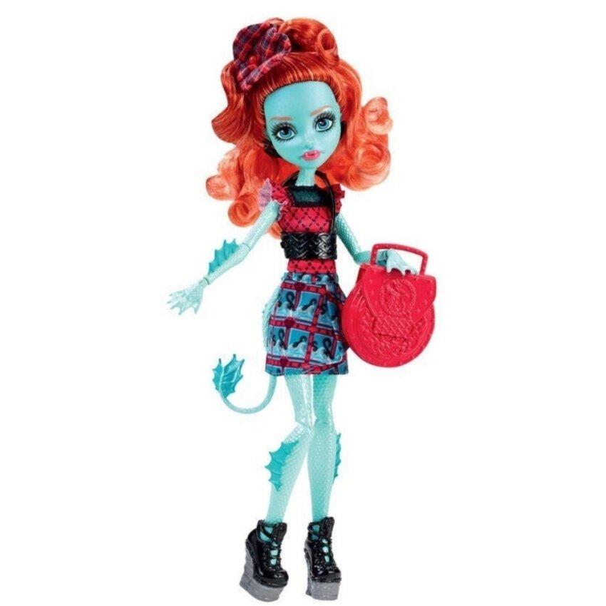 ตุ๊กตาบาร์บี้มอนสเตอร์ไฮ แม่นางLorna McNessie