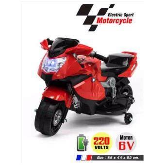 มอเตอร์ไซค์สปอร์ตแบตเตอรี่ไฟฟ้า Electric Kid Motorbike
