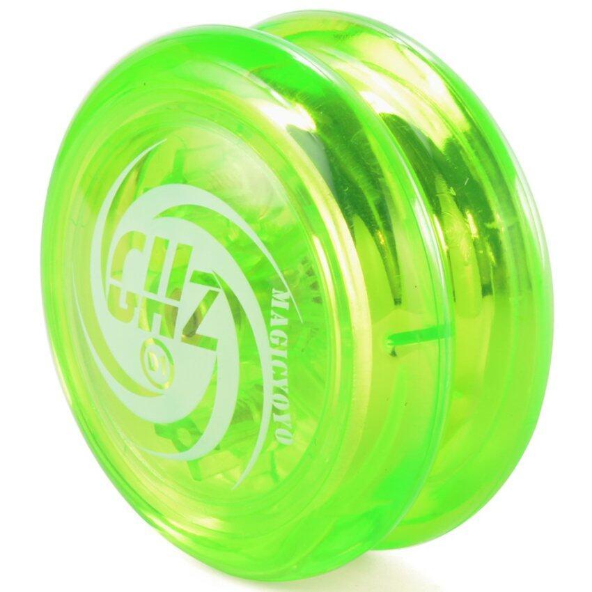 Magic D1 YOYO Ball Looping (2A)โยโย่+ Strings (สีเขียว)