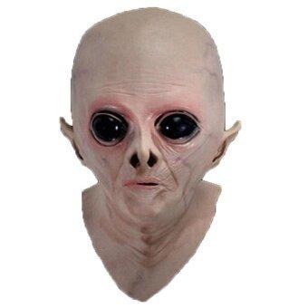 Masquerade Halloween Costume Alien Head Mask Headgear - intl