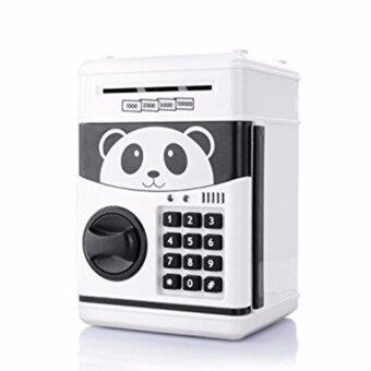 กระปุกออมสินใส่แบงค์ กระปุกออมสินหมีแพนด้า Mini ATM Panda Bear (กระปุกออมสิน มินิ เอทีเอ็ม หมีแพนด้า)