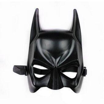 Mirage-Shop หน้ากาก Batman - สีดำ