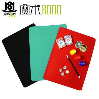 Moshu8000 มายากลการแสดงการแสดงแผ่น