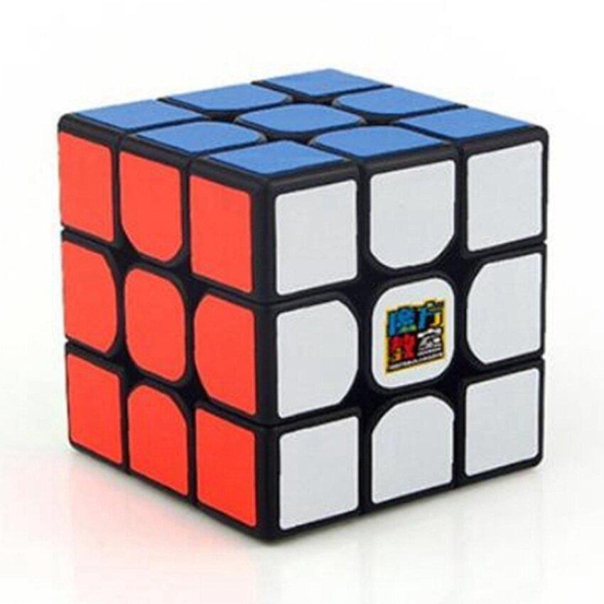 MoYu Cubing Classroom MoFangJiaoShi MF3RS 3x3 Speed Cube Magic Cube Puzzle Brain Teasers Black - intl