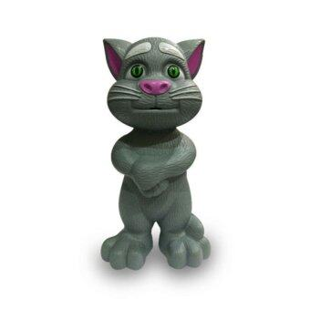 My Home โมเดล Intelligent Talking Tom Cat - สีเทา