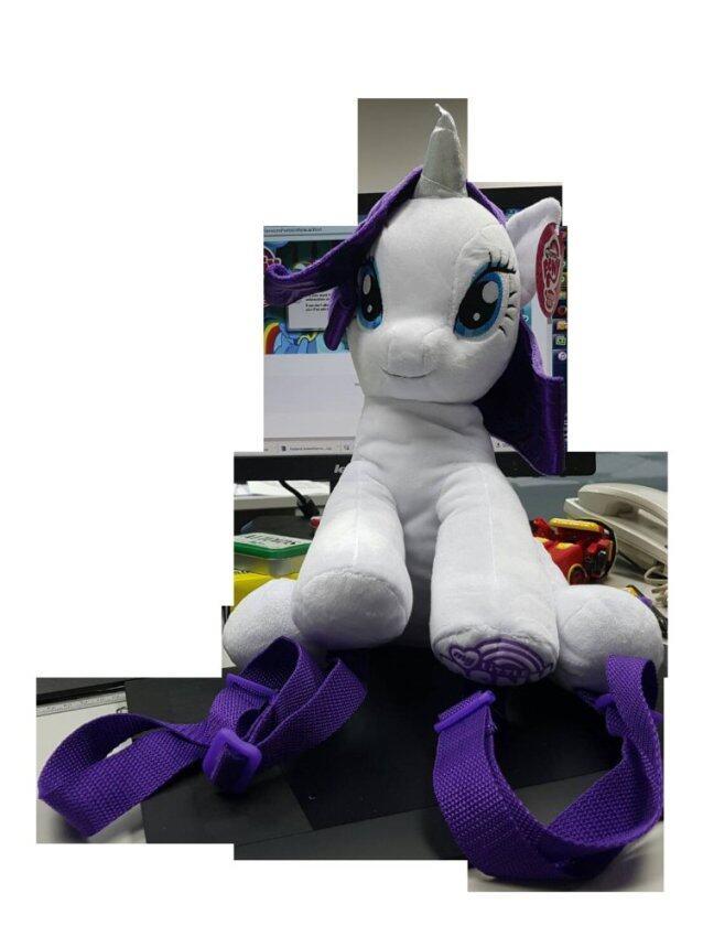 My Little Pony เป้กระเป๋าสะพายหลัง ( แรรีตี้)