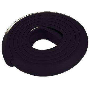 Myoshin ยางกันกระแทก สีดำ 1 ม้วน ยาว 2 เมตร - 2