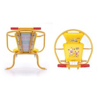 nanarak ที่นั่งเสริมจักรยานเด็ก สีเหลือง - 2
