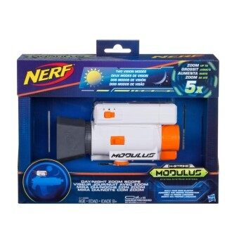 Nerf Modulus Day Night Zoom Scope Figure