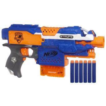 ปืน Nerf motorized 6-DART SEMI- AUTO
