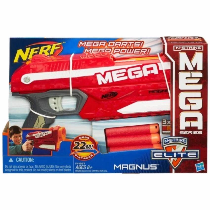 ปืน Nerf  ปืนเนิร์ฟ   - N Strike Mega Magnus