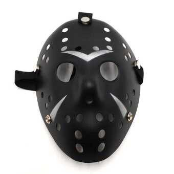 New Fashion Jason Voorhees Friday the 13th Horror Movie HalloweenMask - intl