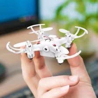 นาโนโดรน โดรนจิ๋ว โดรนถ่ายภาพ New TY933 Headless Mini Quadcopter Portable LED Fly Drone 2.4GHz 3D 360-degree Rolling Mode 6 Axis Gyro With Camera