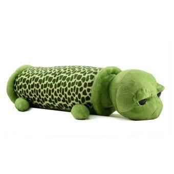 Nici ตุ๊กตาหมอนข้าง เต่าแซมมี่ ขนาดเล็ก สีเขียว