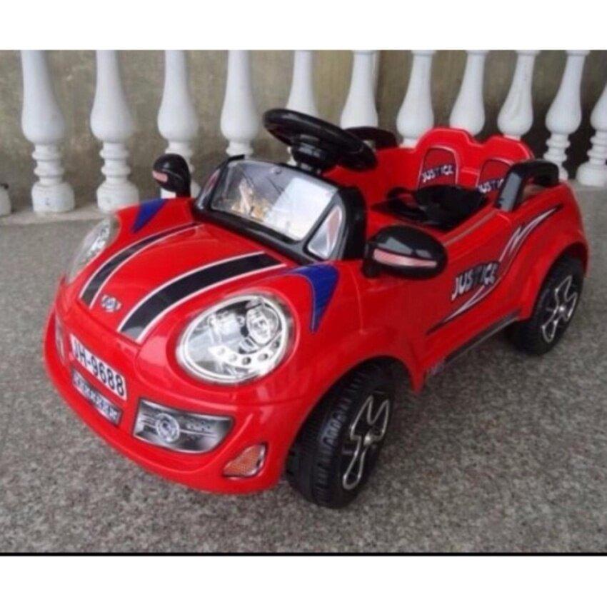 NP Toys รถแบตเตอรี่ รถเด็กนั่ง มินิจัสติน image